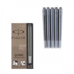 Блок запасной к перьевой ручке Parker черный