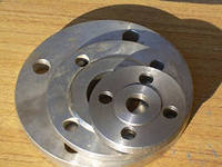 Flanges corrosion-proof DN80 SS321