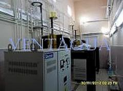 Установки дехлорирования воды