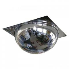 Mirror dome Armstrong for a false ceiling of 600