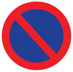 Знак дорожный 2 т/р Круглый, кроме 3.27, 3.28,