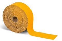 Лента дорожной разметки желтая/ лента для наклеек