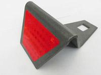 'Светоотражатель дорожный КД-5 металл оцинковка 3мм ГОСТ Р 50971-2011