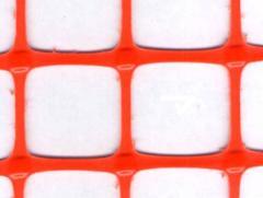 Сетка пластиковая оградительная Барьер А-45,