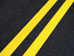 Эмаль для дорожной разметки желтая