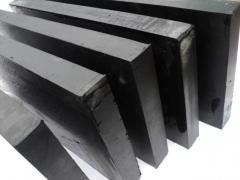 Техническая пластина 1000х250х40 Т