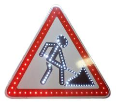 LED road sign A 900 1. 25