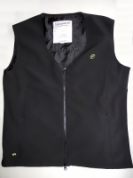 Vest with heating