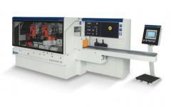 Автоматический четырёхсторонний продольно-фрезерный станок SCM SUPERSET NT/NTPL