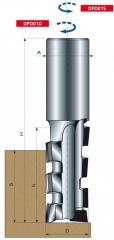 Алмазный инструмент DPD01D/DPD01S
