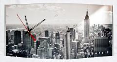 Часы настенные Нью-Йорк объёмные