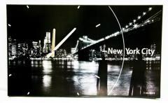 Часы настенные Нью-Йорк