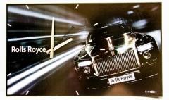 Часы настенные Rolls Royce