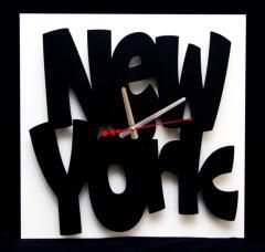 Часы настенные Нью-Йорк - 2
