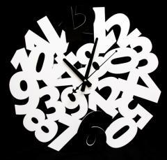 Часы настенные Цифры - 4