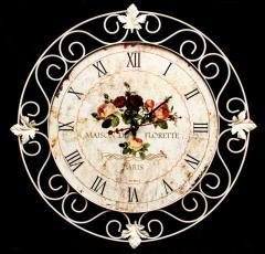 Часы настенные 810, кованые