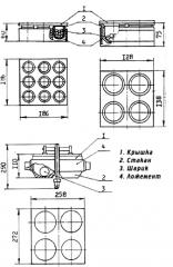 Стенд вибрационный универсальный СВУ-2 - 8