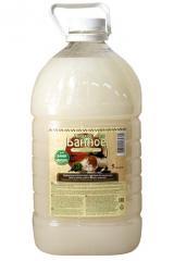 Крем-мыло банное 5л