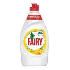Средство для мытья посуды Фейри Сочный Лимон 450мл.