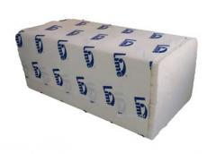 Полотенце бумажное Lime Z, 2 Сл., 21, 5Х23 см, белые, 180 л.