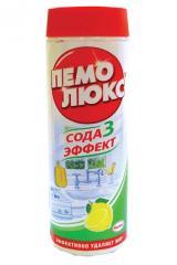 Чистящий порошок Пемолюкс Лимон 480Г.