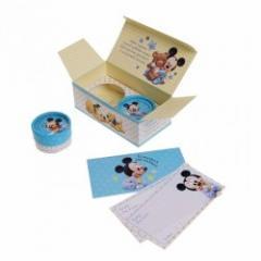 Коробка подарочная Сокровища Прекрасной Малышки Карточки для Пожеланий