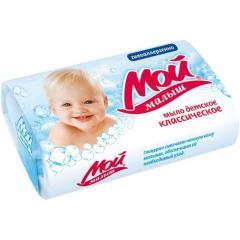 Крем-мыло детское Мой Малыш 100 Г