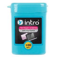 Салфетки для чистки поверхностей Attomex 100шт.