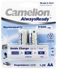 Аккумулятор Hr06/Аа Camelion Alwaysready 2300Mah Ni-Mh