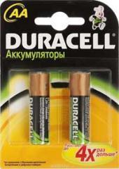 Аккумулятор Hr06/Аа Duracell 2000Mah Ni-Mh