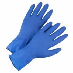 Перчатки резиновые Gloves/Flexy S