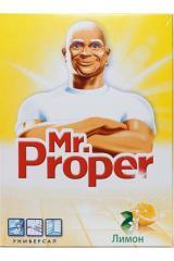Средство для уборки универс. Мр.Пропер Лимон 400г Порошок