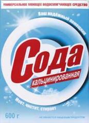 Сода Кальцинированная 600Г.
