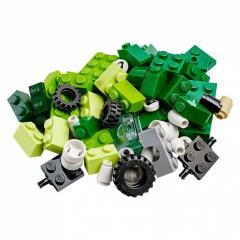 Конструктор Lego Classic зеленый