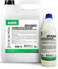 Моющее средстводля пола Profit Orange 5л