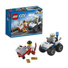 Конструктор Lego City Police Полицейский Квадроцикл