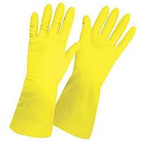 Перчатки резиновые L (Б) 19 Мкм