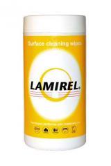 Салфетки для чистки поверхностей Lamirel 100шт.