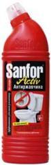 Антибактирицидное средство Sanfor Activ Антиржавчина Гель 750мл
