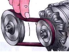 Generator drive belts