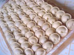 Improvers for the dumplings ASPAN tes