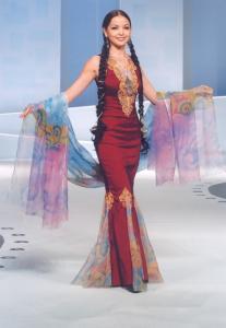 Платье  коллекция Дала дидары