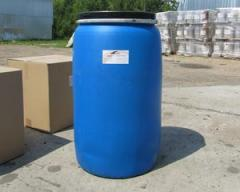 Liquid rubber (liquid rubber) for a roof, a