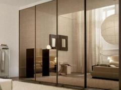 Mirrors for wardrobes