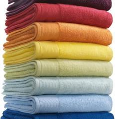 Полотенца махровые, бамбуковые любых размеров