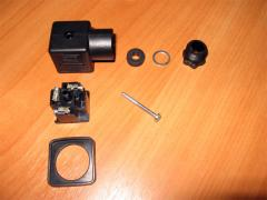 Коннектор DIN-А 182-PG9