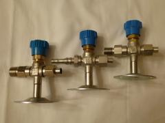 Вентиль кислородный медицинский (клапан...