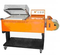 Tubeless vacuum packer of DZ-280/A