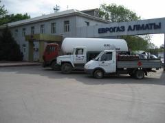 Установки газовые передвижные