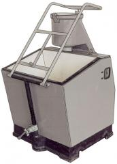 Proseivatel of the MPM-800M flour